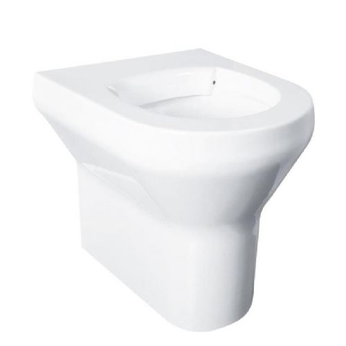 DVS V2 High Security Back-to-Wall Floorstanding WC Pan